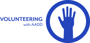 Volunteer with AADD