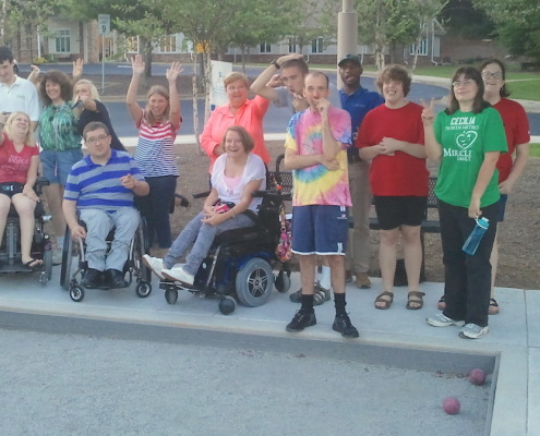 AADD Bocce League
