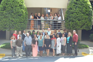 2015 Partners in Policymaking Class