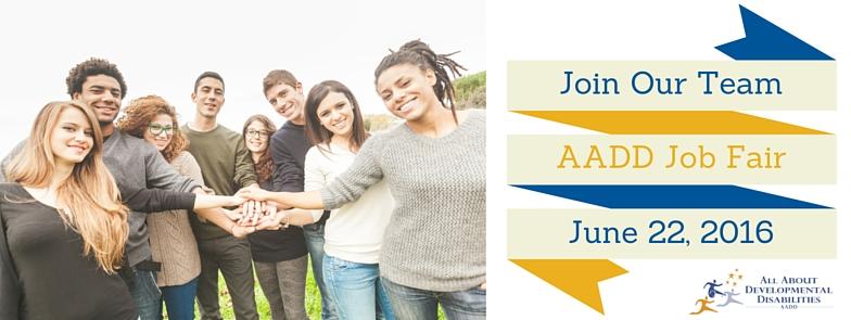 Join Our Team_Job Fair_June 22 2016